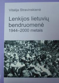 Lenkijos lietuvių bendruomenė